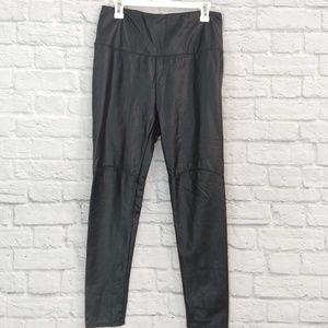 Lysse | Faux Leather Pull on Leggings